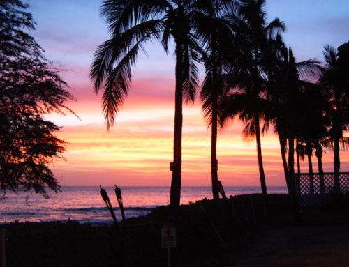 MARE E FUOCO: LUNA DI MIELE ALLE HAWAII